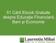 Descarca gratuit 51 de carti ebook pentru dezvoltarea ta financiara. Citeste acum cele mai bune carti ebook despre investitii, bani si economie. Mai