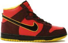 premium selection d534a 90912 Nike Dunk SB High Iron Man