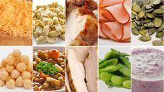"ten healthy high arginine foods (NOT good for mycoplasma infection. DON'T!"")"