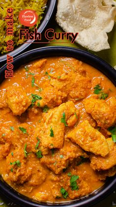 Make your own quick and easy homemade fish curry. White fish, such as cod, haddock, tilapia or basa marinated and cooked in a coconut curry sauce. Can be made medium or spicy hot. A cheaper and healthier option than an Indian takeaway. Curry Recipes, Veggie Recipes, Fish Recipes, Lunch Recipes, Easy Dinner Recipes, Indian Food Recipes, Dinner Ideas, Indian Fish Curry