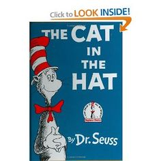 Book: The Cat in the Hat