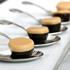 Irish Car Bomb Jello Shots - Posted by Hammerstone's Whiskey Disks, makers of the world's best whiskey stones.
