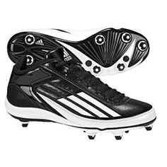 SALE - Mens Adidas Lightning Football Cleats Black - BUY Now ONLY $64.99