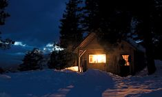 Ski Hut to Hut in the Methow Valley