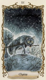 December 16 Tarot Card: The Devil (Fantastical Creatures deck) You are the only one that can change the situation you're in. Through your mindset, through your physical presence, through your actions and reactions, you have the power to do so, and you have the responsibility.