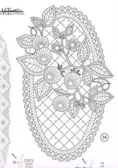 "Журнал ""Lace Express"" 2012 №3"