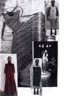 Fashion Sketchbook - fashion design development; creative process; fashion portfolio // Ashley Kang