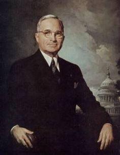 President Harry Truman (#33)