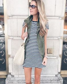 4e9ef118aef how to wear a utility vest in Summer on pinteresting plans fashion blog  Olive Green Pants