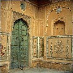 Jaipur (the Pink City)