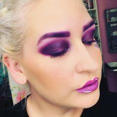 """26 likerklikk, 1 kommentarer – Charlene N Nedrum (@stylebycharlene) på Instagram: """"Matte classic red valentines lips ❤❤❤ #makeup #makeupaddict #red #redlips #lipstick #valentines…"""""""