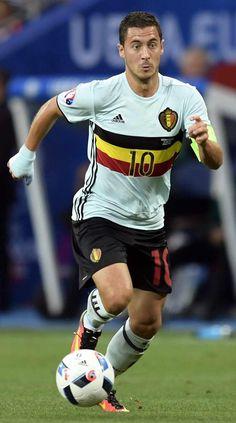 België - Zweden: 1-0