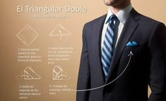 En muchas ocasiones hemos mencionado que los pequeños detalles hacen la diferencia al crear nuestros atuendos. En el caso de los trajes, un...