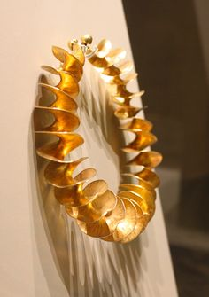 Gold Ribbon Torc. Near Belfast. 3rd century BC. National Museum of Ireland CELTIC