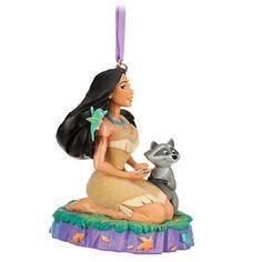 Disney POCAHONTAS Christmas Ornament via KOKO's Gift. Click on the image to see more!