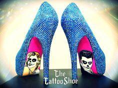 the tattoo shoe - Google Search