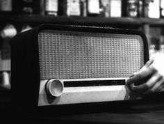 This is vintage ? I love listening to music on the radio! … And you?
