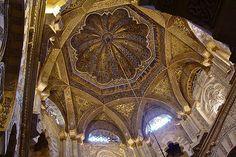 Wordless Wednesday - Fresh American Style|Fresh American Style www.freshamericanstyle.com600 × 400Buscar por imágenes La Mezquita de Córdoba, Spain (ceiling)
