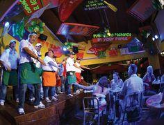 Señor Frog's Aruba en Noord - Ven y disfruta http://es.aruba.com/cosas-que-hacer/senor-frogs