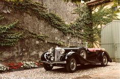 #SouthwestEngines The MG WA was a sporting saloon produced by the MG Car company between 1938 to 1939