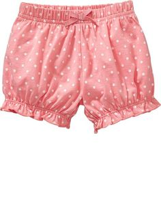 Bloomer Shorts for Baby Product Image