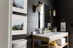 bathroom remodel with Studio McGee
