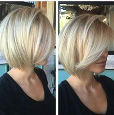 I am in love with this cut!!! Maybe once my hair grows back.