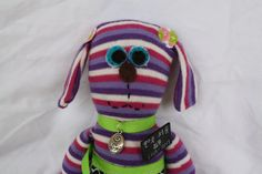 Sister Missionary Sock Puppy by TheButllerDidIt on Etsy