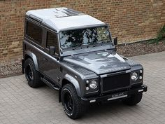 My latest project land rover defender