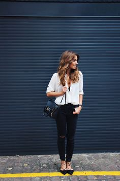 Fashion Inspiration | Casually Chic