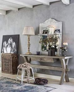 Vicky's Home: Tonos de gris / Shades of grey  luv the walls