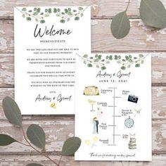 Wedding Timeline Sign / Wedding Itinerary Agenda Icons / | Etsy Wedding Icon, Wedding Prep, Wedding Weekend, Our Wedding, Wedding Reception, Wedding Timeline Template, Wedding Day Timeline, Wedding Day Schedule, Photo Frame Prop