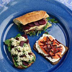 I love beets.  I love exciting recipes with beets in them almost as much.  Check these cool ideas out.