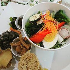野菜食べまくり#gourmet #cafe