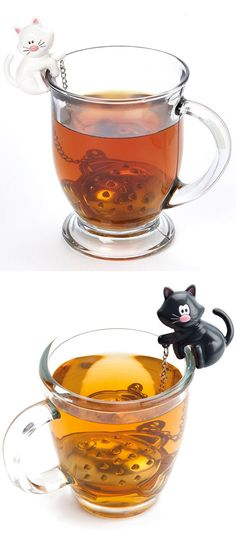 Meow Tea Infuser ♥ SO cUte!