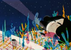 The Whimsical Illustrations of Lisk Feng