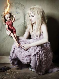 creepy victorian dolls | 81 Freaky Disfigured Dolls - These Finds Make for Amazing Halloween ...