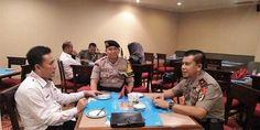 Kunjungan Wakapolda, Kapolres Purwakarta: Kita Efektifkan Gerakan Subuh Berjamaah