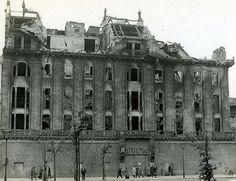 Berlin, Adlon Hotel, 1946.