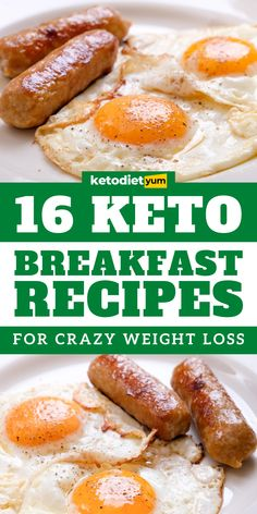 Our collection of the best keto breakfast recipes that will keep you feeling full all morning while helping you lose weight.