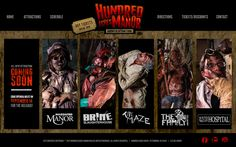 Hundred Acres Manor . best haunted house around the Pittsburgh area! Best Haunted Houses, Scary Haunted House, Haunted Places, Ghost Decoration, Decorations, Haunted Attractions, House Information, Great Night, Buy Tickets