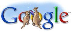 Google Doodle: Australia Day 2006