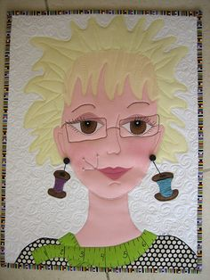 Love this lady's quilts!