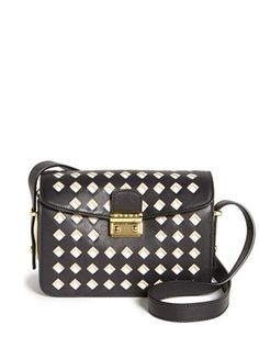 MARNI Cutout Crossbody Bag