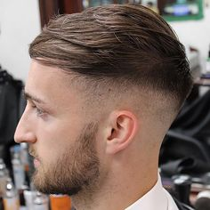 Top 25 Modern Drop Fade Haircut Styles For Guys Drop Fade Haircut, Fade Haircut Styles, Stylish Haircuts, Haircuts For Men, Haircut Men, Men's Haircuts, Hairstyle Short, Western Hair Styles, Short Hair Cuts