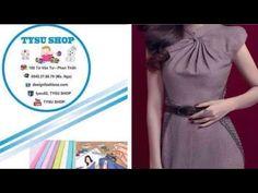 Sewing Online, Saree Gown, Sewing Blouses, Baby Dress Patterns, Draped Dress, Kurta Designs, Fabric Manipulation, Ladies Boutique, Pattern Fashion