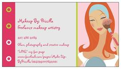 My business card!! Book me today<3