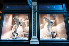 Moncler A/W 2012 Soho Store Window Displays ~ SOLIFESTYLE