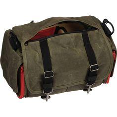 Domke Ledger Camera Bag (Military Ruggedwear)