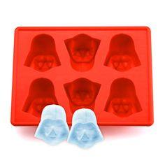 Star Wars Darth Vader Silicone Ice Tray at Firebox.com,  $15.89